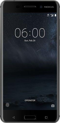 Smartfon NOKIA 6 Dual SIM Czarny