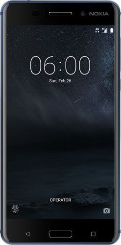 Smartfon NOKIA 6 Dual SIM Niebieski