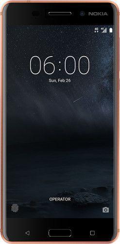 Smartfon NOKIA 6 Dual SIM Miedziany