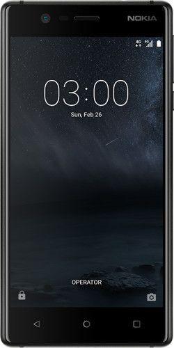 Smartfon NOKIA 3 Dual SIM Czarny