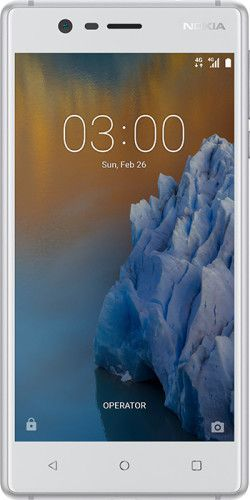 Smartfon NOKIA 3 Dual SIM Biały