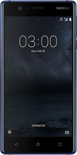 Smartfon NOKIA 3 Dual SIM Niebieski