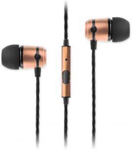 Słuchawki dokanałowe SOUNDMAGIC E50S Złoty