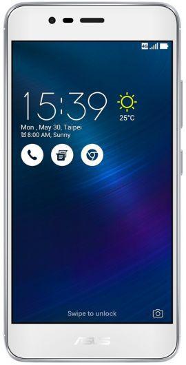 Smartfon ASUS ZenFone 3 Max 5.2 Srebrny