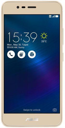 Smartfon ASUS ZenFone 3 Max 5.2 Złoty
