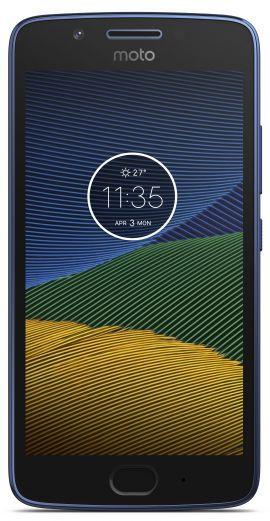 Smartfon MOTOROLA MOTO G5 2/16GB Niebieski