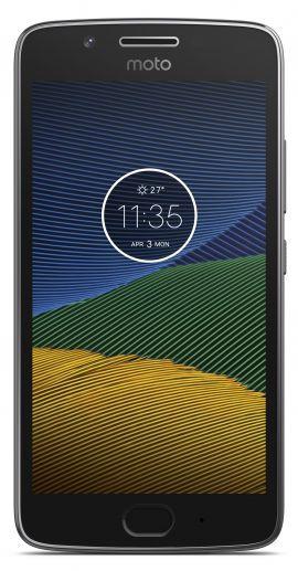 Smartfon MOTOROLA MOTO G5 3/16GB Szary