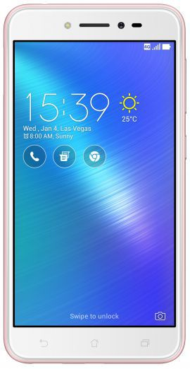 Smartfon ASUS ZenFone Live 5.0 Różowy