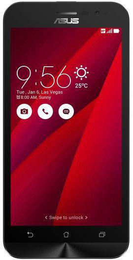 Smartfon ASUS ZenFone GO Czerwony