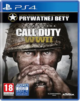 Gra PS4 Call of Duty WWII