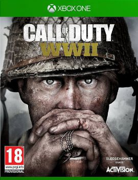 Gra XBOX ONE Call of Duty WWII