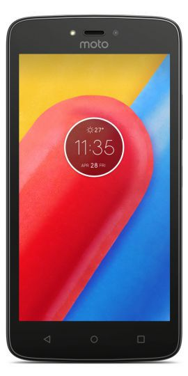 Smartfon MOTOROLA MOTO C Plus 1/16GB Czarny