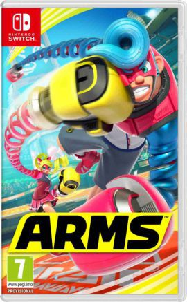 Gra NINTENDO SWITCH Arms