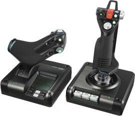 Joystick LOGITECH 945-000003 G Saitek X52 Pro Flight Control System