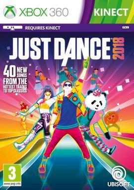 Gra XBOX360 Just Dance 2018