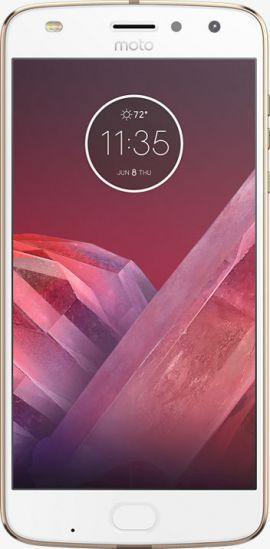 Smartfon Motorola Moto Z2 Play Złoty