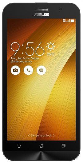Smartfon ASUS ZenFone GO Złoty