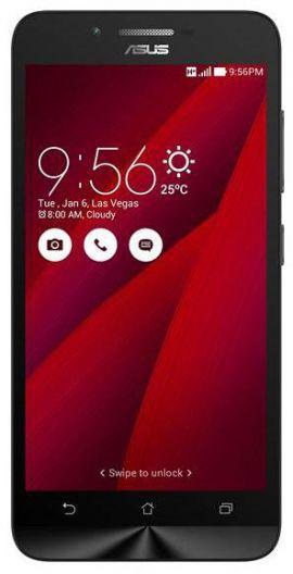 Smartfon ASUS ZenFone GO 5.5 Czerwony