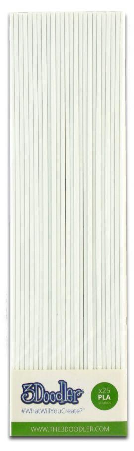 Wkład SUNEN do długopisu 3Doodler Biały