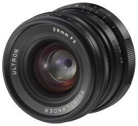 Obiektyw VOIGTLANDER 28mm F/2.0 Ultron VM (Leica M)