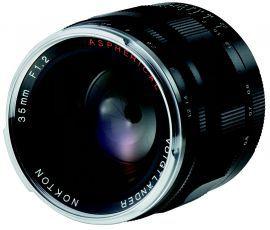 Obiektyw VOIGTLANDER 35 mm f/1.2 Nokton VM II (Leica M)