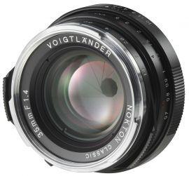 Obiektyw VOIGTLANDER 35 mm f/1.4 Nokton Classic MC VM (Leica M)