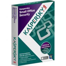 Program KASPERSKY LAB Kaspersky Small Office Security (5 st. 1 serwer, 12 mies.)
