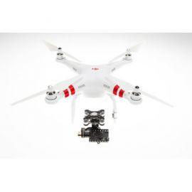 Quadrocopter DJI Phantom 2 + Gimbal Zenmuse H4-3D