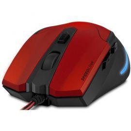 Mysz przewodowa SPEEDLINK Aklys Czerwono-czarny
