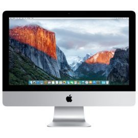 Komputer stacjonarny APPLE iMac 21.5 MK142PL/A. Klasa energetyczna Intel Core i5