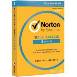 Program Symantec Norton Security Deluxe 3.0 PL (3 urządzenia, 1 rok)