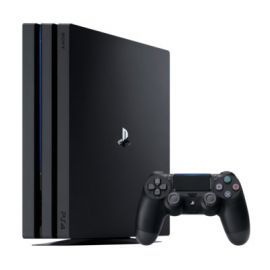 Konsola PlayStation 4 Pro 1TB A Chassis Czarna + Playstation Plus 14 dni