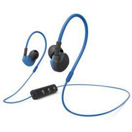 Słuchawki bezprzewodowe HAMA Clip On Active Bluetooth Czarno-niebieski