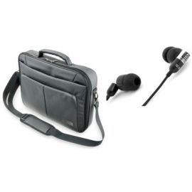 Torba SKINK SLBS156 Szary + słuchawki UNITRA SD-10 Czarno-srebrny