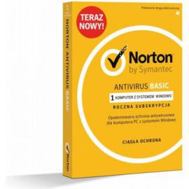 Program Symantec Norton Antivirus Basic