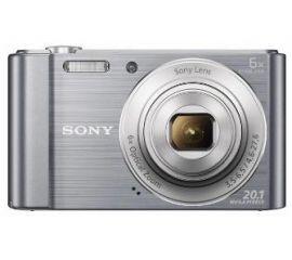 Sony Cyber-shot DSC-W810 (srebrny)