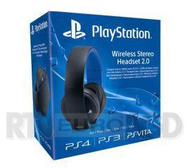 Sony PlayStation Wireless Stereo Headset 2.0 (czarny)