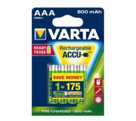 VARTA AAA 800 mAh (4 szt.) R2U