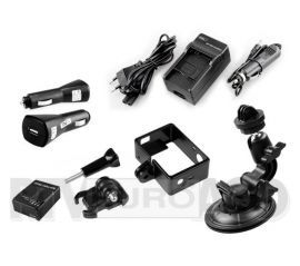 Redleaf Power&Mounts Kit for GoPro