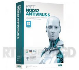 Eset NOD32 Antivirus PL BOX 1stan/24m-ce