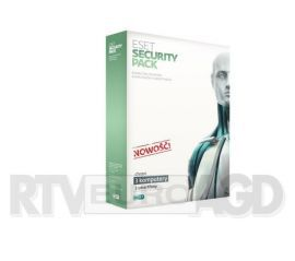 Eset Security Pack kontynuacja na 3 PC + 3 smartfony 12m-cy