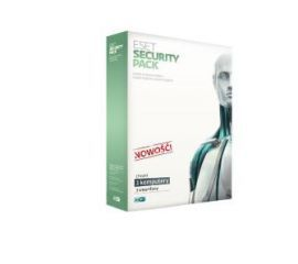Eset Security Pack Box 3 PC + 3 smartfony 36m-cy