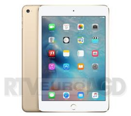 Apple iPad mini 4 Wi-Fi + Cellular 128GB (złoty)