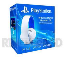 Sony PlayStation Wireless Stereo Headset 2.0 (biały)