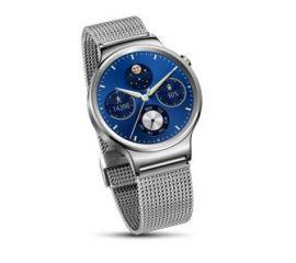 Huawei Watch (srebrny) + stalowy pasek