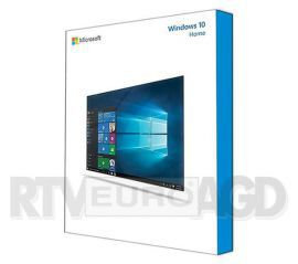 Microsoft Windows 10 Home 32/64 bit BOX PL