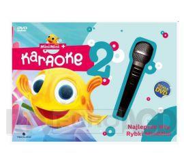 Techland Karaoke Mini Mini Plus 2 z mikrofonem