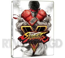 Street Fighter V Steelbook Edition