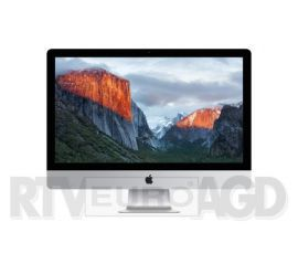 Apple iMac 27 Intel Core i5-6600 8GB 2TB R9 M395 OS X