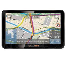 SmartGPS SG770 + OpenStreetMap EU